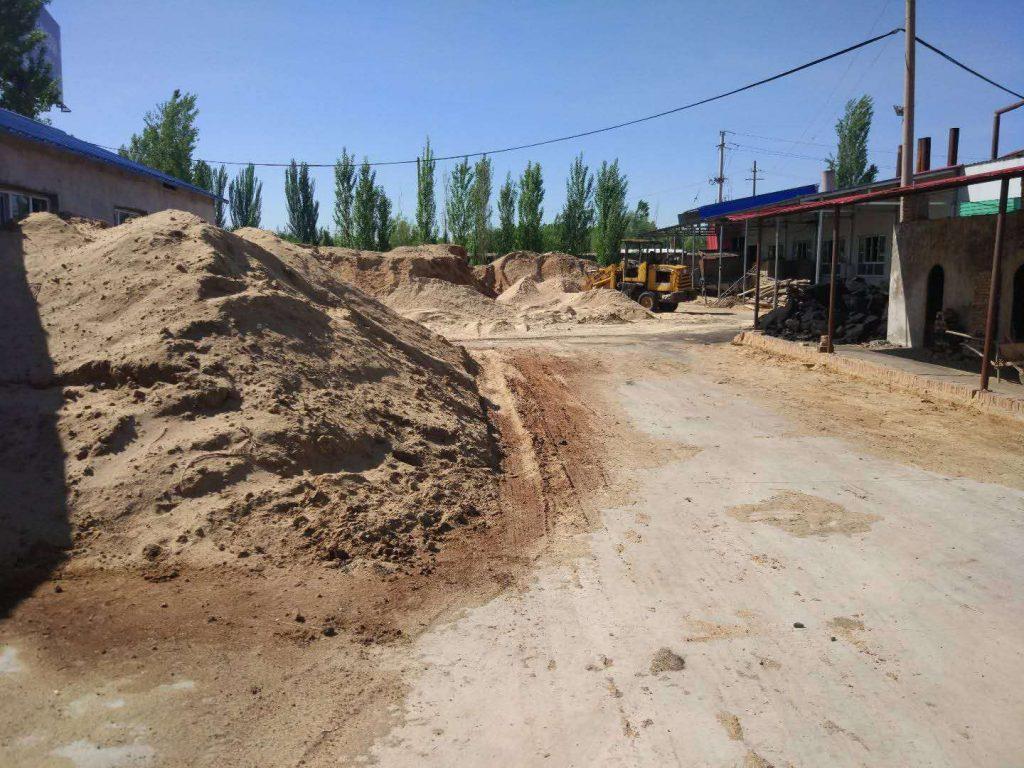 新疆烧烤机制木炭厂